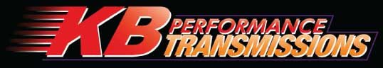 KB Performance Transmissions Logo