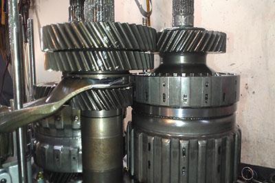 performance transmission rebuild